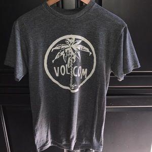 Dark grey Volcom T-shirt